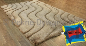 Dywany SOFTY 3D 2244  BEIGE